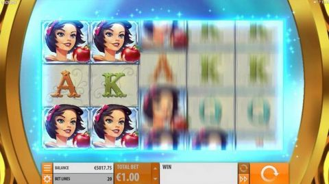Dwarfs Gone Wild Real Slot made by Quickspin