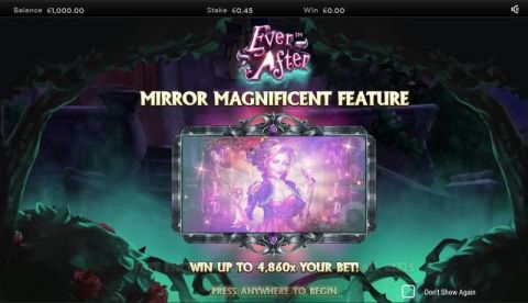 Ever After Real Slot made by NextGen Gaming