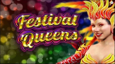 Festival Queen Real Slot made by 2 by 2 Gaming