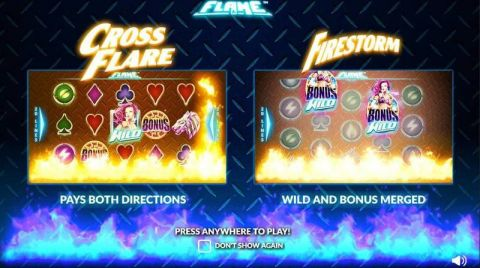 Flame Real Slot made by NextGen Gaming