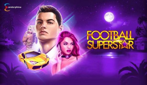 Football Superstar Real Slot made by Endorphina