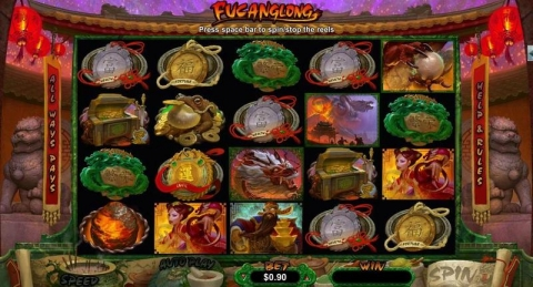 Fucanglong Real Slot made by RTG