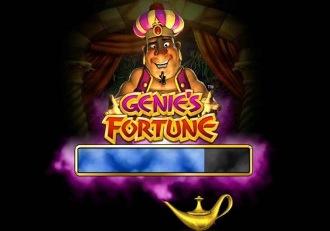 Genie's Fortune Real Slot made by