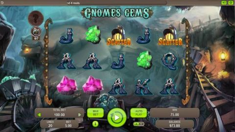 Gnomes Gems Real Slot made by Booongo