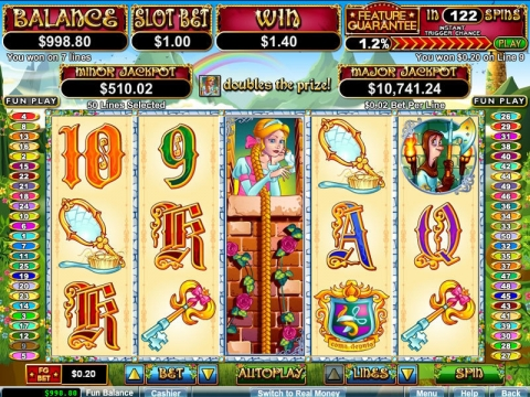 Hairway to Heaven Real Slot made by RTG