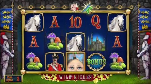 Humpty Dumpty Wild Riches Real Slot made by 2 by 2 Gaming