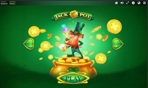 Jack in a Pot Real Slot made by Red Tiger Gaming