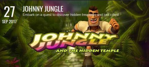 Johnny Jungle Real Slot made by Rival