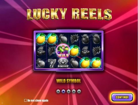 Lucky Reels Real Slot made by