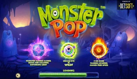 Monster Pop Real Slot made by BetSoft
