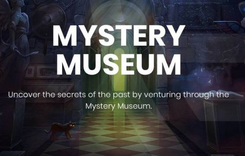 Mystery Museum Real Slot made by Push Gaming