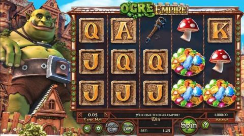 Ogre Empire Real Slot made by BetSoft