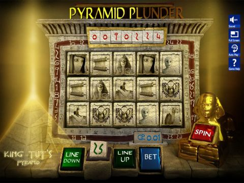Pirat Plunder Real Slot made by Virtue Fusion