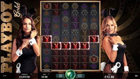 Playboy Gold Real Slot made by Microgaming