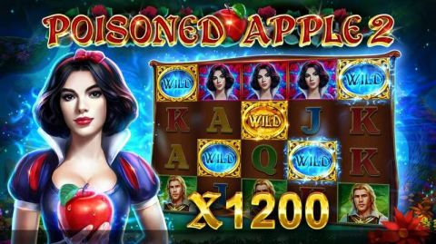 Poisoned Apple 2 Real Slot made by