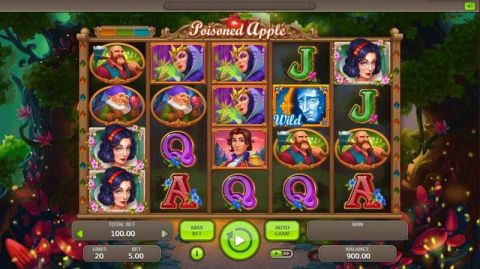 Poisoned Apple Real Slot made by Booongo
