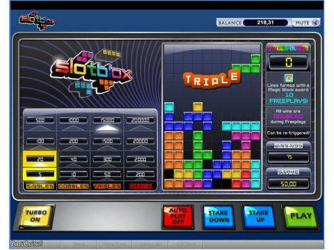 Slotblox Real Slot made by bwin.party