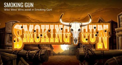Smoking Gun Real Slot made by