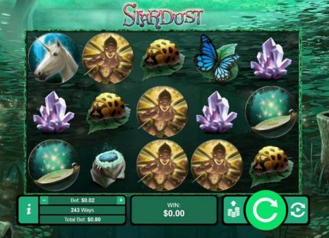 Stardust Real Slot made by RTG