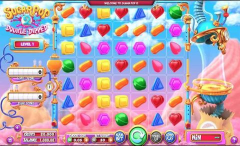 Sugar Pop 2: Double Dipped Real Slot made by BetSoft