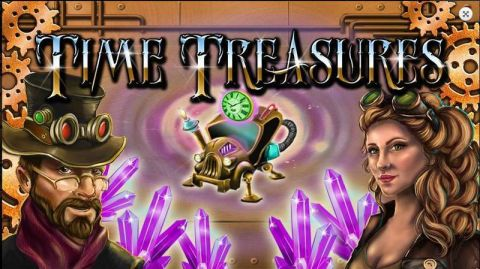Time Treasures Real Slot made by 2 by 2 Gaming