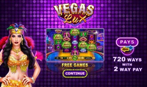 Vegas Lux Real Slot made by RTG