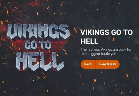 Vikings go to Hell Real Slot made by Yggdrasil