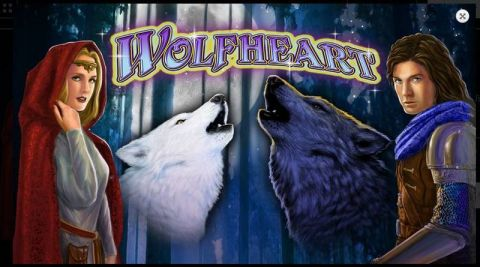 Wolfhearts Real Slot made by 2 by 2 Gaming