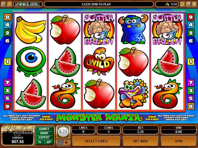 Spiele Monster Mania - Video Slots Online